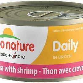 Almo Nature Almo Nature Daily Tuna w/ Shrimp Cat Can 70g