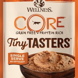 Wellness Core Tiny Tasters Cat Chicken 50g Pouch