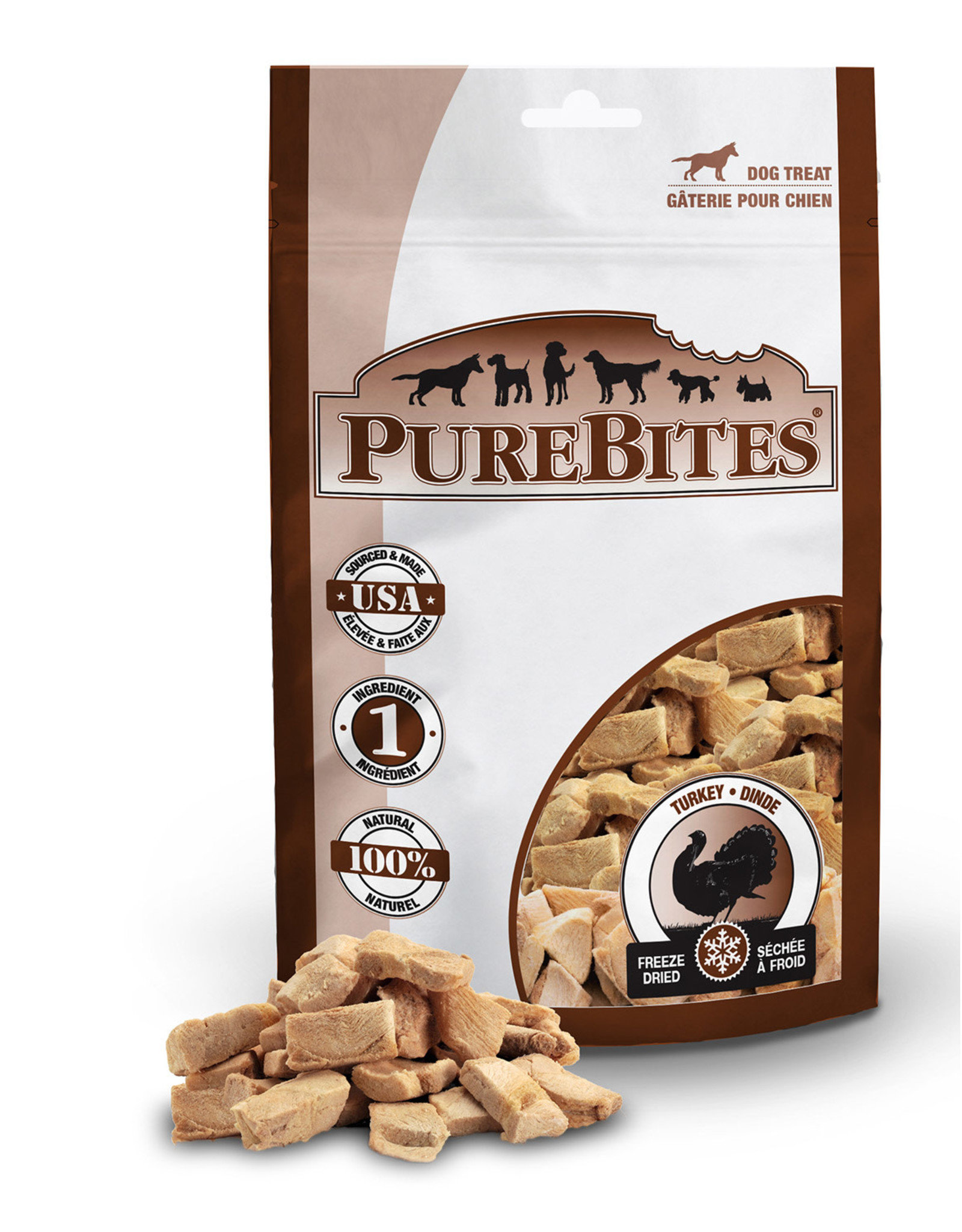 Pure Bites Purebites Turkey 33g