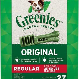 Greenies 27 OZ. REGULAR GREENIES TREAT BOX