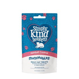 simply kind hearted Simply Kind Hearted - Munchables Hairball Control Treats