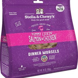 Stella & Chewy's Stella and Chewy's Yummy Lickin Salmon and Chicken 3.5z