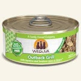 Weruva Weruva Cat Wet - Outback Grill 3oz