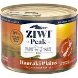 Ziwi Peak Ziwi Peak Wet Dog - Hauraki Plains 6oz