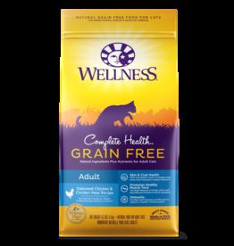 Wellness Grain Free Chicken 2LB (6) Cat