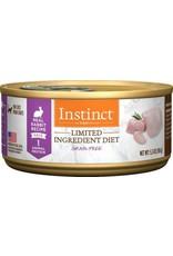instinct INST CC LIMIT INGRD RABBIT 5.5z/12    NV CAT CAN