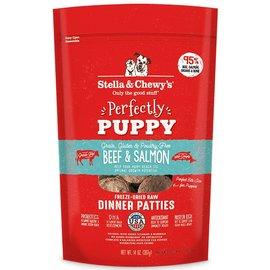 Stella & Chewy's Stella & Chewy's Dog FD Puppy Beef Salmon 14 oz