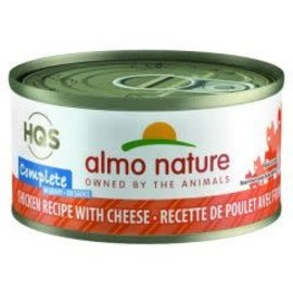 Almo Nature Almo Cat - HQS Complete Chicken/Cheese 70g