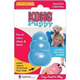 Kong KONG Puppy Medium Beehive Blue or Pink