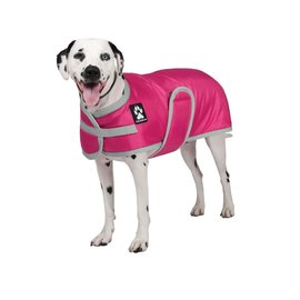 Shedrow K9 Shedrow k9 Tundra Coat Medium-Small Pink