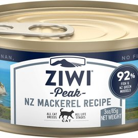 Ziwi Peak ZIWI Cat Wet - Mackerel 3oz