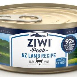 Ziwi Peak ZIWI Wet Cat Food - Lamb  185g