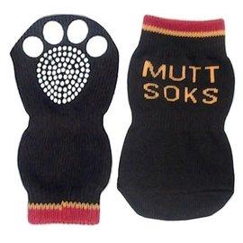 MUTTLUKS Muttluks \ Muttsoks \ Black \ XS