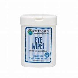 earth bath Earthbath Eye Wipes 25ct
