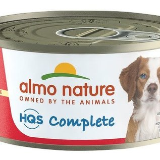 Almo Nature Almo Dog Nature HQS Complete Chicken Stew Beef & Carrot Can 156g