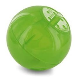 pet safe PetSafe SlimCat™ Food-Dispensing Cat Toy Green
