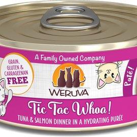 Weruva Weruva Tic Tac Whoa! Tuna & Salmon 3.0oz