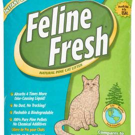 feline fresh Feline Fresh - Pine Pellet Cat Litter (Blue) 40lbs
