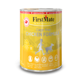 FirstMate FirstMate Wet Dog Food Chicken 12.2oz