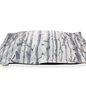 """Be One Breed Be One Breed Memory Foam Birch Wood Cloud Pillow Large 35x46"""""""