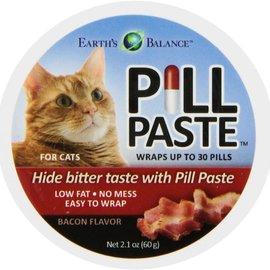 EARTH BALANCE Pill Paste for Cats Bacon Flavor 60g