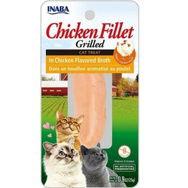 Inaba Inaba Chicken Fillet in Chicken Broth 0.9oz