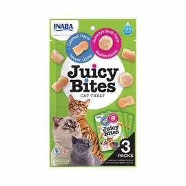Inaba Churu Juicy Bites Calamari 3x11.3g