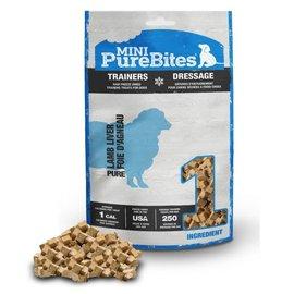 Pure Bites Mini PureBites Dog Trainers Lamb Liver 2.4oz