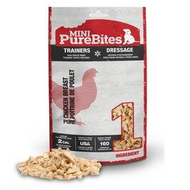 Pure Bites Mini PureBites Dog Trainers Chicken 2.1oz
