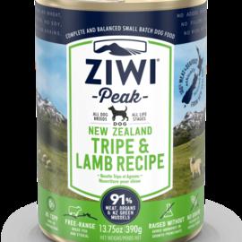 Ziwi Peak ZIWI Tripe & Lamb Wet Dog Food 390g