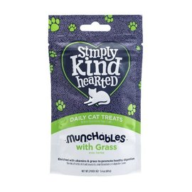 simply kind hearted Simply Kind Hearted - Munchables With Grass Treats