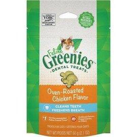 Greenies Greenies Cat Dental Treats Chicken 4.6oz