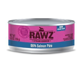 rawz RAWZ Cat Wet - 96% Salmon 5.5oz
