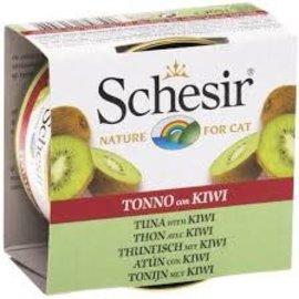 Schesir Schesir Tuna Entree with Kiwi 85g