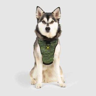 Canada Pooch Canada Pooch Harness Small Green Tint
