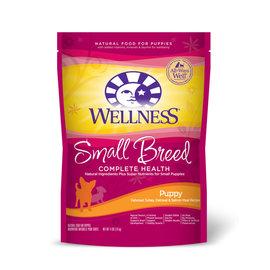 Wellness Wellness Small Breed Puppy Turkey, Oats, & Salmon 4lbs