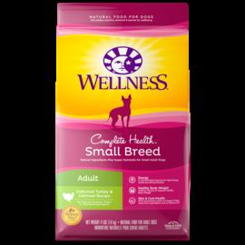 Wellness Wellness Small Breed Adult Turkey & Oats 4lbs
