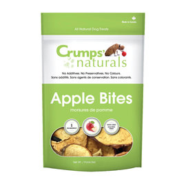Crumps' Crumps' Dog Naturals Apple Bites 3.5oz