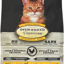 Oven Baked Oven Baked Tradition Cat - Chicken 5lbs
