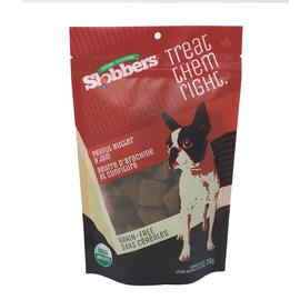 slobbers Slobbers Organic Peanut Butter & Jam 200g