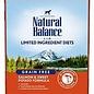 Natural Balance Natural Balance Dry Dog LID Grain Free Salmon & SP 12LB