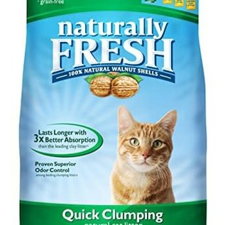 Naturally Fresh Naturally Fresh Quick Clumping Walnut Litter 6lb