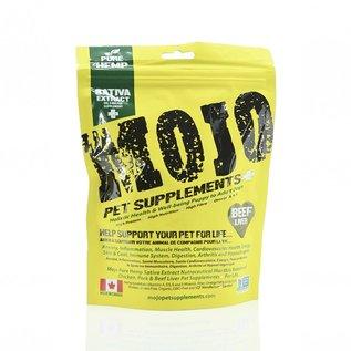 mojo Mojo Dog Treats CBD Oil Beef Liver 186g