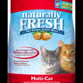 Naturally Fresh Naturally Fresh Multi Cat Clumping Walnut Litter 26LB