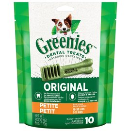 Greenies Greenies Original Dental Treats Petite 6oz