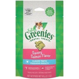 Greenies Greenies Cat Dental Treat Savory Salmon 2.1oz