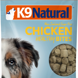 K9 Natural K9 Naturals Freeze-Dry Healthy Bites - Chicken 50g