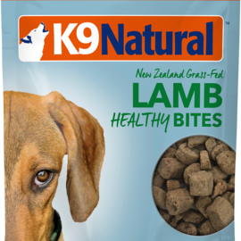 K9 Natural K9 Naturals Freeze-Dry Healthy Bites - Lamb 50g