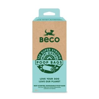 Beco Pets Beco Poop Bags Mint Scented 120 bags