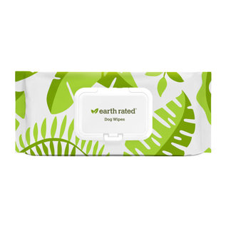 Earth Rated Earth Rated Dog Wipes Pouch of 100 Lavender